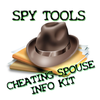 BustedBooks.com - Spy Tools and Cheating Spouse Info Kit  artwork